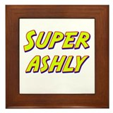 Super ashly Framed Tile