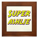 Super ashlie Framed Tile