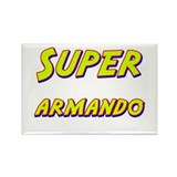 Super armando Rectangle Magnet (10 pack)