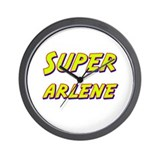 Super arlene Wall Clock