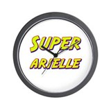 Super arielle Wall Clock