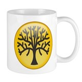 Tree In Amber Small Mug