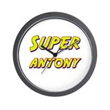 Super antony Wall Clock