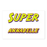 Super annabelle Postcards (Package of 8)