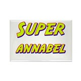Super annabel Rectangle Magnet (10 pack)