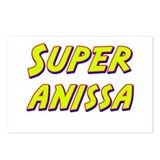 Super anissa Postcards (Package of 8)