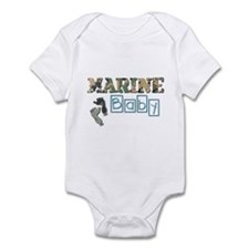 Marine Baby Infant Bodysuit