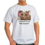 Ginger 4 Prez Light T-Shirt