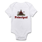 School Principal Infant Bodysuit