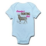 Grandpa's Hunting Girl Onesie