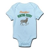 Grandpa's Hunting Buddy Infant Bodysuit
