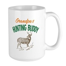 Grandpa's Hunting Buddy Coffee Mug