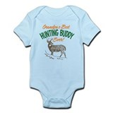 Grandpa's Best Hunting Buddy Ever! Infant Bodysuit