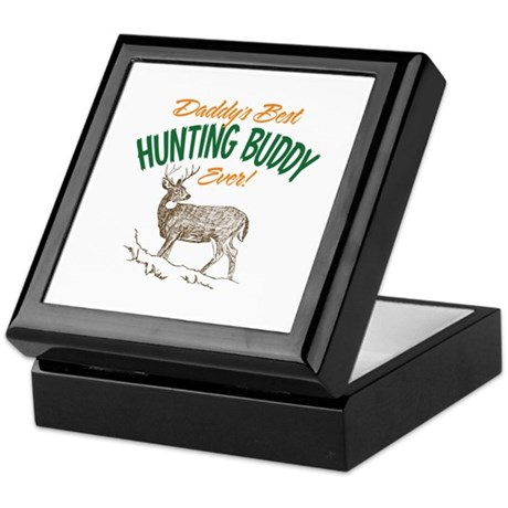 Daddy's Best Hunting Buddy Ever! Keepsake Box