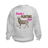 Daddy's Hunting Girl Sweatshirt