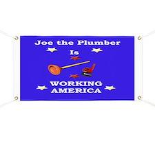 Joe the Plumber Banner