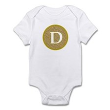 Cute Bitcoin Infant Bodysuit