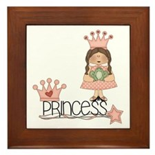The Princess and the Frog - Prince Framed Tile