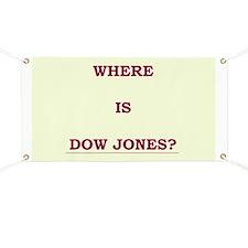 Dow Jones Banner