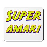Super amari Mousepad