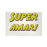 Super amari Rectangle Magnet (10 pack)