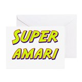 Super amari Greeting Cards (Pk of 10)