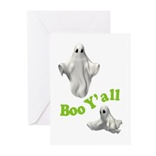 BOO Y'ALL Greeting Cards (Pk of 20)