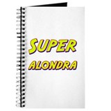 Super alondra Journal