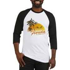 Visit Florida: The Weather's Baseball Jersey