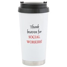 Thank Heaven SW BRT Ceramic Travel Mug