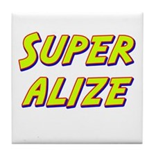 Super alize Tile Coaster