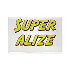 Super alize Rectangle Magnet (10 pack)