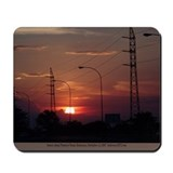 Bulawayo Sunset Mousepad