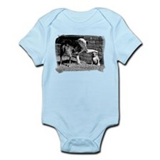 Sit ... Stay Infant Bodysuit