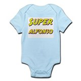 Super alfonso Infant Bodysuit