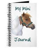 My Mini Journal with Miniature Horse