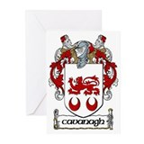 Cavanagh Coat of Arms Greeting Cards (Pk of 10)