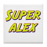 Super alex Tile Coaster
