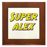 Super alex Framed Tile