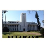 Bulawayo City Hall Postcards (Package of 8)