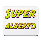 Super alberto Mousepad