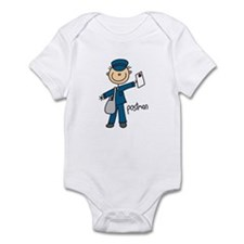 Postman Infant Bodysuit