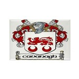 Cavanagh Coat of Arms Rectangle Magnet (10 pack)
