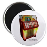 "1952 Seeburg ""C"" Jukebox Magnet"