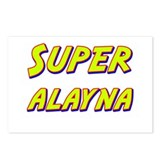 Super alayna Postcards (Package of 8)