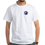 CruiseCrazies White T-Shirt