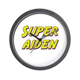 Super aiden Wall Clock