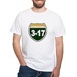 I-317 White T-Shirt