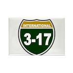 I-317 Rectangle Magnet (100 pack)