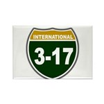 I-317 Rectangle Magnet (10 pack)